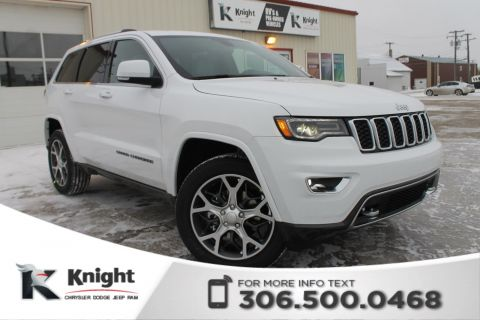 2018 Jeep Grand Cherokee Limited Sterling Edition V6 | Sunroof | Navigation