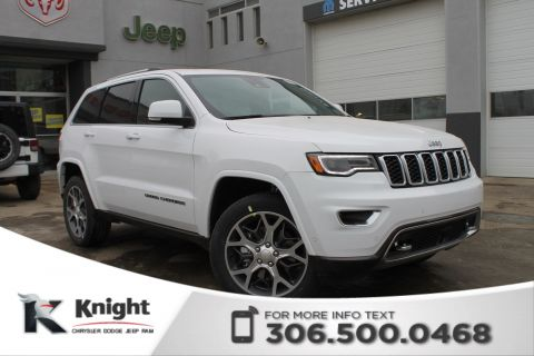 2018 Jeep Grand Cherokee Limited Sterling Edition | Sunroof | Navigation