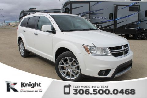 2017 Dodge Journey GT AWD V6 | Navigation | DVD