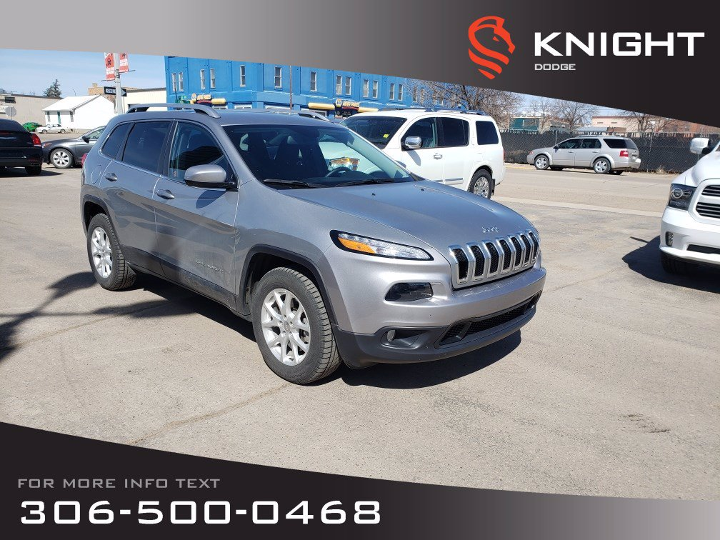 Certified Pre-Owned 2017 Jeep Cherokee North