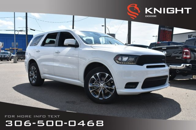 Pre-Owned 2019 Dodge Durango GT | Leather | Low KMs | Heated Seats & Steering Wheel | Bluetooth |