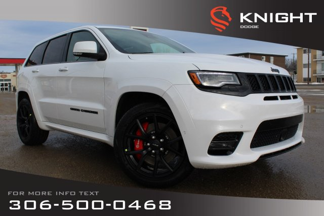 New 2019 Jeep Grand Cherokee SRT | 6.4L Hemi | Sunroof | Navigation |