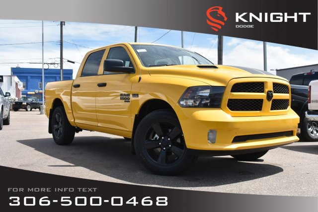 New 2019 Ram 1500 Classic Express | 8.4 Touchscreen | Bluetooth | Back-up Camera |