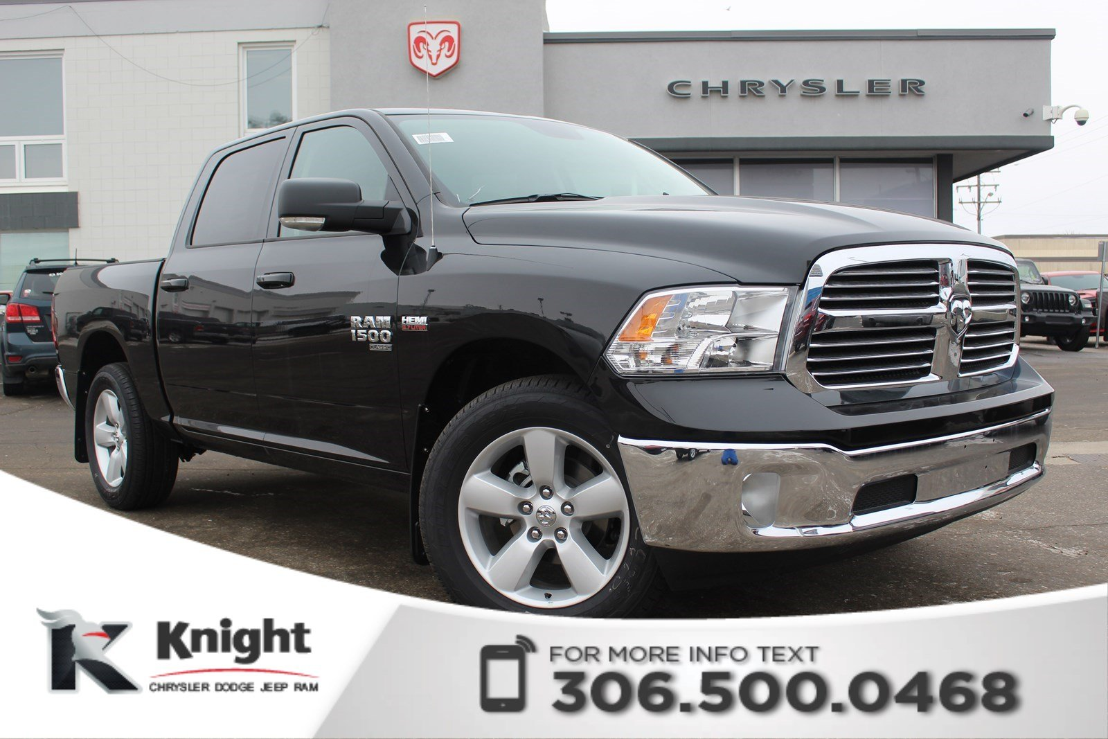 New 2019 Ram 1500 Classic Slt Crew Cab Heated Seats And Steering