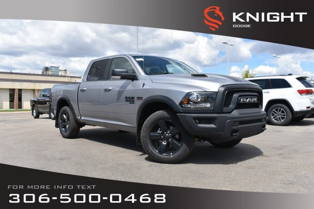 New 2019 Ram 1500 Classic SLT | Heated Seats & Steering Wheel | Navigation | Remote Start |