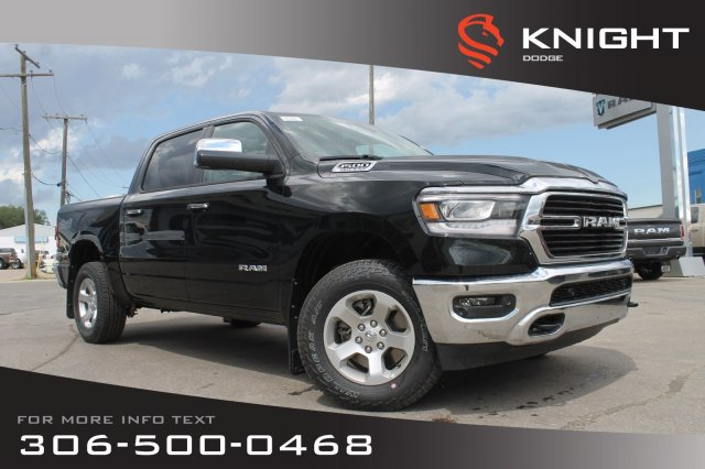 New 2019 Ram 1500 Big Horn | Remote Start | Bluetooth | Back Up Camera |