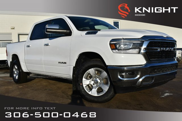 New 2019 Ram 1500 Big Horn Crew Cab | Heated Seats and Steering Wheel