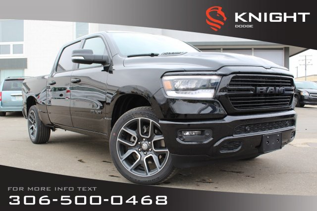 New 2019 Ram 1500 Sport | Leather | Remote Start | Heated Seats & Steering Wheel |