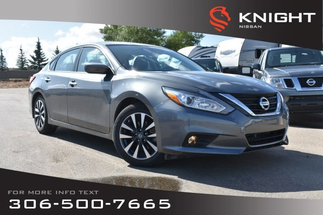 Pre-Owned 2017 Nissan Altima 2.5 SV | Remote Start | Heated Seats & Steering Wheel | Bluetooth
