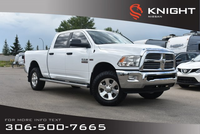 Pre-Owned 2014 Ram 2500 SLT | Heated Seats | Command Start | Back Up Camera |