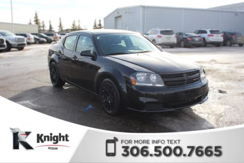 Pre-Owned 2013 Dodge Avenger SE BASE Command Start! Bluetooth! Satellite Radio!
