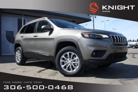New 2019 Jeep Cherokee North | V6 | Heated Seats & Steering Wheel | Remote Start |