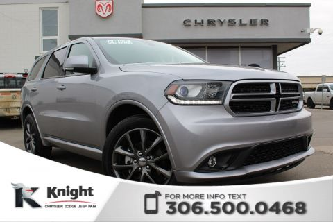 Pre-Owned 2018 Dodge Durango GT - DVD - 3rd Row Seating - Navigation
