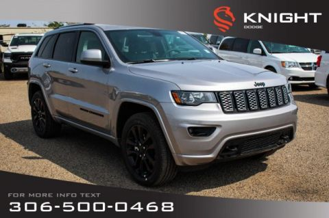 New 2019 Jeep Grand Cherokee Altitude *LOANER* | Leather | Sunroof | Navigation |