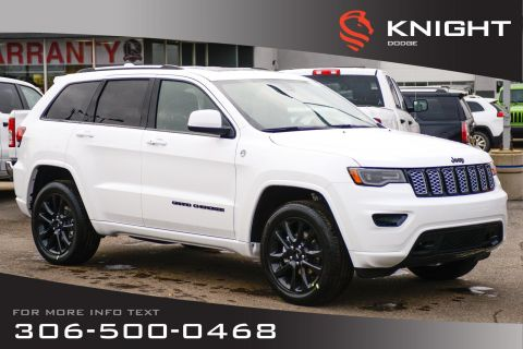 New 2020 Jeep Grand Cherokee Altitude V6 | Leather | Sunroof | Navigation