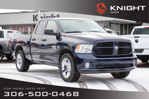 Pre-Owned 2017 Ram 1500 ST | Bluetooth | Keyless Entry |