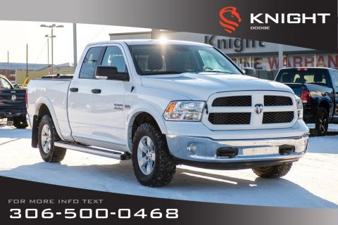 Pre-Owned 2016 Ram 1500 Outdoorsman | Remote Start | Bluetooth | Back Up Camera | Accident Free |