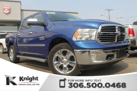Pre-Owned 2016 Ram 1500 Big Horn - Remote Start - ECO Diesel