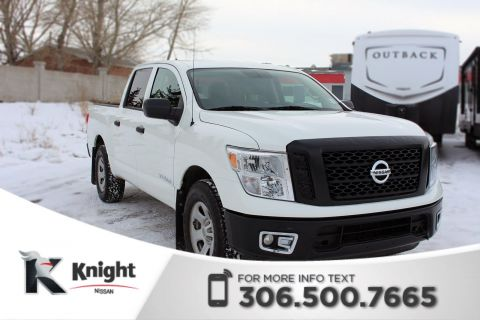Pre-Owned 2017 Nissan Titan S - Command Start - Bluetooth