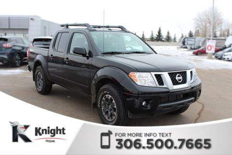 Pre-Owned 2018 Nissan Frontier PRO-4X - Bluetooth - Heated Seats - Back Up Camera - LOW KMs