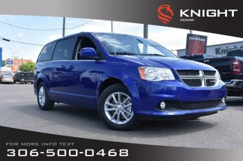 New 2019 Dodge Grand Caravan SXT | Premium Plus | Stow-n-Go | Navigation | DVD