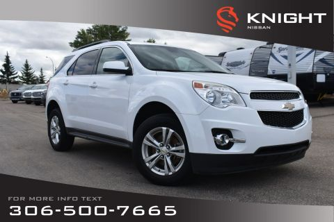 Pre-Owned 2012 Chevrolet Equinox 1LT | Heated Seats | Bluetooth |