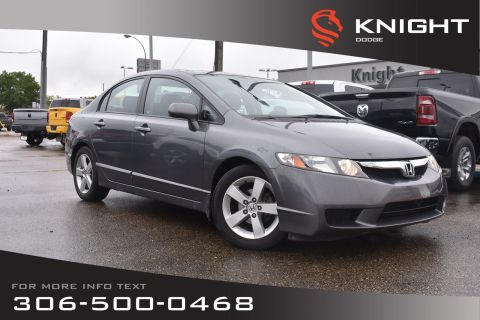 Pre-Owned 2010 Honda Civic Sdn Sport | Remote Start | Cruise Control