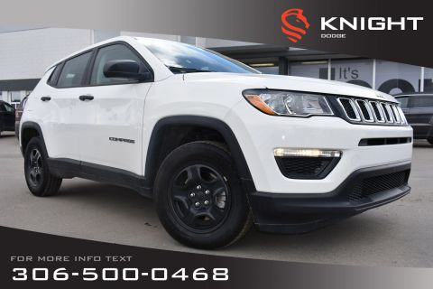 New 2018 Jeep Compass Sport 4x2 *Advertised Special*