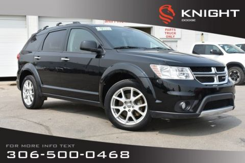 Pre-Owned 2014 Dodge Journey R/T | Leather | Heated Seats | 3rd Row Seating |