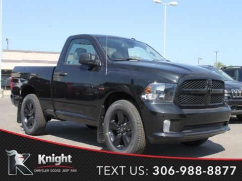 Knight Dodge Swift Current >> New Ram 1500 in Swift Current | Knight Dodge