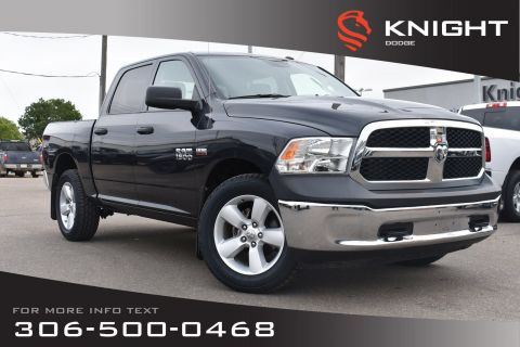 Pre-Owned 2017 Ram 1500 ST | Bluetooth | Back Up Camera |