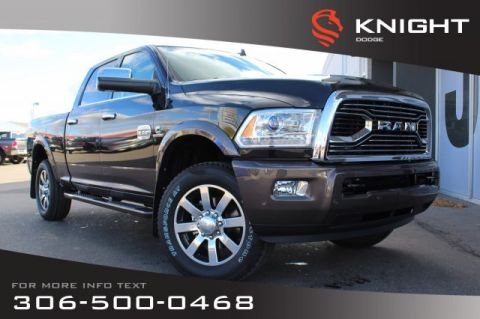 New 2018 Ram 2500 Longhorn Special Edition | Sunroof | Navigation |
