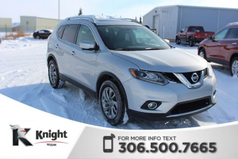 Pre-Owned 2015 Nissan Rogue SL - Navigation - Forward Emergency Braking - Around View Camera - Accident Free