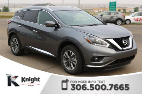 Pre-Owned 2018 Nissan Murano SL DEMO SPECIAL!!