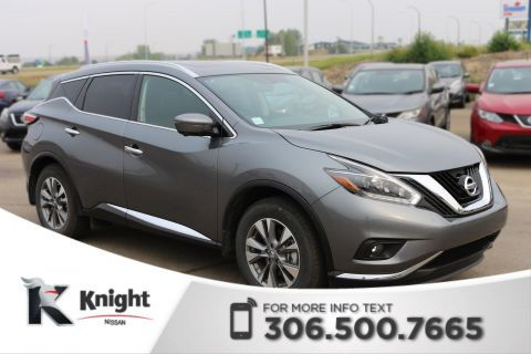 Pre-Owned 2017 Nissan Murano SL! Navigation! Command Start! Accident Free! Low KMs!