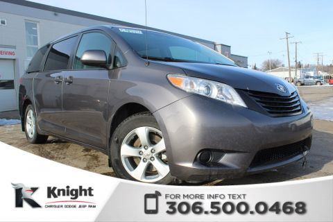 Pre-Owned 2012 Toyota Sienna CE | CD Player | Aftermarket Remote Start