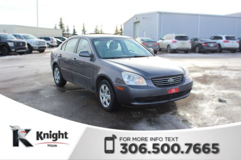Pre-Owned 2008 Kia Magentis LX Keyless Entry! CD Player! Power seats!